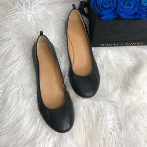 J Crew Must Have Leather Flats